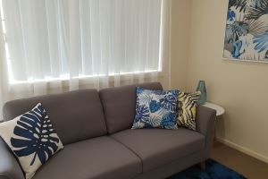 One of the Living Rooms at Mayfield Short Stay Apartments.